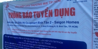 """Hợp tác cùng Saigon Co.op, """"bước đột phá"""" của CĐT dự án SaigonHomes"""