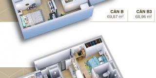 Thiết kế căn hộ saigon homes có gì đặc biệt