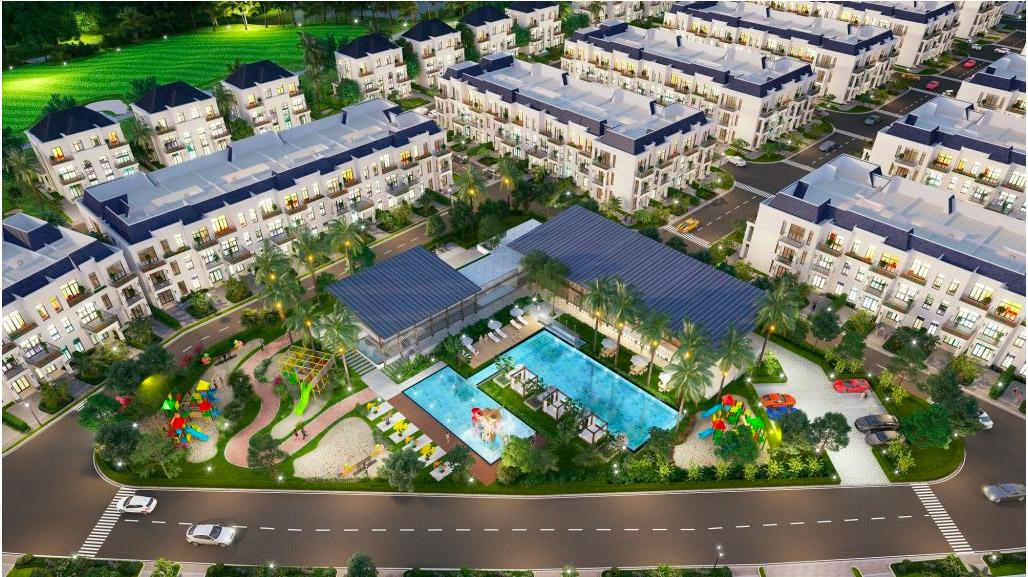 Thiết-kế-những-căn-biệt-thự-West-Lakes-Golf-&-Villas